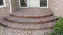 Rounded Block and Veneer in Eden Prairie