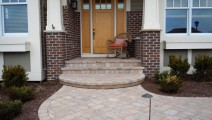 Veneer and Added Step In Eagan