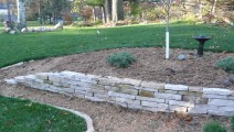 Highland Brownstone Dry Stack in Minnetonka