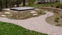 Interlock Pavers in Little Canada