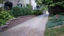 minneapolis paver driveway