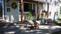 Willow Creek Lakeshore paver patio in Edina