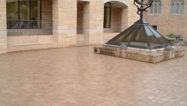Lamont Paver Surface at University of St Thomas
