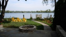 Bluestone Patio on Lake Minnetonka