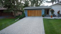 Interlock LaMont paver driveway in Minneapolis