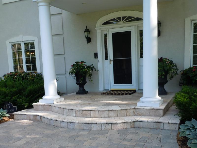 Custom Exterior Step Systems Minnesota Outdoor Solutions